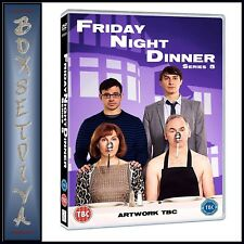 FRIDAY NIGHT DINNER - COMPLETE SERIES SEASON 5  **BRAND NEW DVD