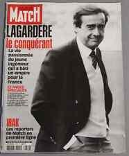PARIS MATCH 2809 Nourissier deces Lagardere Mentzelopoulos Maharajas