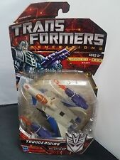 TRANSFORMERS Generations Deluxe Decepticon THUNDERWING NEW! 2010 NISP