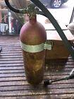 Vintage General Detroit Quick Aid Fire Extinguisher EMPTY