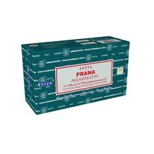 Satya 15g Incense Sticks - Prana - Pack of 12
