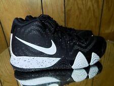 3dbaeadf9aa Nike Kyrie 4 TB Men s Basketball Shoes AV2296-001 Black White Size 9.5