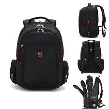 """15.6"""" Swiss Style Waterproof men travel Backpack laptop bags Notebook backpacks"""