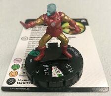 Marvel Heroclix Black Panther & the Illuminati Iron Man Uncommon 018