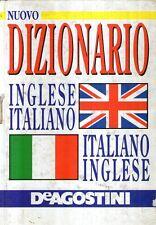 S6 Nuovo dizionario Inglese Italiano De Agostini 1996