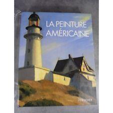 Goddard Donald La peinture américaine Herscher 1991 Gros livre de référence Cade