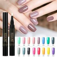 26 Farben One Step Gel Nagellack Pen-Nail Gel Polish UV LED Semi Permanent N1G0