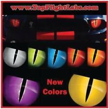 2005 - 2014 Ford Mustang Jason Brozak Headlight overlay Snake Eyes