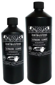 Dirtbusters Ultrasonic Bio Cleaning Solution Fluid Jewellery and watches Cleaner