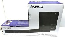 "Yamaha ATS-2070 36"" 2.1 Channel Soundbar with Wireless Subwoofer"