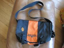 San Francisco S.F. Giants AT&T Park x Timbuk2 Messenger Bag RARE Black Orange