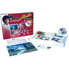 Bob Ross Joy of Painting Master Landscape Oil Colour Paint Set
