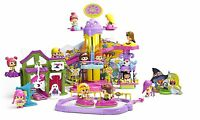 Pinypon Theme Park Playset Including 1 Pin y Pon Figure Toy Girl and Boy