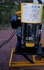 New listing Parker Enerpac Bench Hydraulic Hose Crimper 85C-Kkb w/dies Karrykrimp