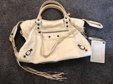 BALENCIAGA City Bag Crema