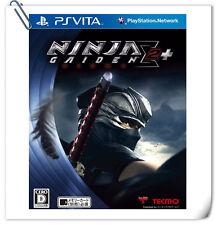 PSV Ninja Gaiden Sigma 2 Plus SONYPLAYSTATION VITA Action Games Koei Tecmo