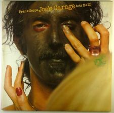 "2x 12"" LP-FRANK ZAPPA-Joe 's Garage acts II & III-e1230-cleaned"