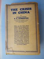 1927 / CHINA IN CRISIS / CONFUSION AND TURMOIL / MAGNIFICENT PHOTO ILLUSTRATIONS