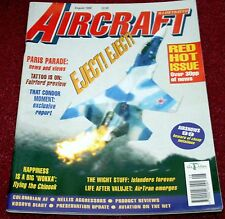 Aircraft Illustrated Magazine 1999 August Air Tran,Islander,Colombian Air Force