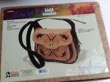 Tandy Leather Handbag Purse Kit - Seeker #44309 Leather Craft