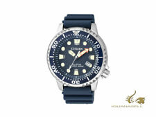 Citizen Promaster Eco-Drive Diver 44mm Edelstahl Gehäuse Blau Armband (BN0151-17L)