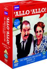 Allo Allo Series 1 to 9 Complete Collection DVD | (16 Discs)