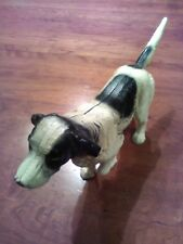 Vintage cast Iron Pointer Hunting English Setter Dog Door Stop