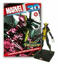 MARVEL HEROES 3D edizione 2019 - Uscita 96 ALL-NEW WOLVERINE - NUOVO