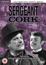 SERGEANT CORK the complete fourth series 4. John Barrie. 2 discs. New DVD.