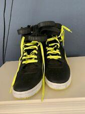 puma my-66 high-top, hidden wedge sneakers women size 9.5