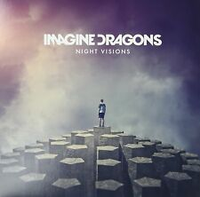 Imagine Dragons Night Visions Deluxe Edition CD