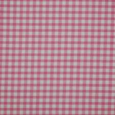 "1/4"" GINGHAM CHECK FABRIC COTTON Per Metre Black Blue Yellow Green Red Pink"