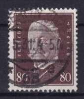 DR Mi Nr. 422, gest., Reichspräsdenten Deutsches Reich 1928, used