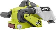 RYOBI P450 18-Volt ONE+ Cordless Brushless 3 in. x 18 in. Belt Sander