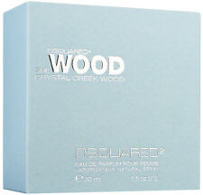 DSQUARED2 SHE WOOD CRYSTAL CREEK WOOD EDP POUR  FEMME VAPO NATURAL SPRAY- 30 ml