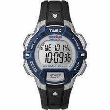 "Timex T5K810, Women's ""Ironman"" 30 Lap, Resin Digital Watch, Indiglo, T5K8109J"