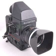 ROLLEIFLEX 6006 w/Planar 80mm f 2.8 HFT lens w/ prism finder and winder.  GOOD++