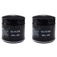 2x Oil Filters for BMW K1200LT K100 LT RS RT K75 R1100 R GS RS R1200C R1150GS