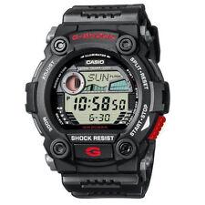 Casio G-shock Para Caballeros rescate G-7900-1ER 200M Reloj con Cronógrafo Fase Lunar Mareas