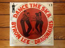 Byron Lee And The Dragonaires – Dance The Ska 1964  BMN BLP 004 Vinyl VG+/NM-