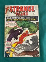 Strange Tales #109 Good- (1.8) PLEASE SEE CONDITION NOTES