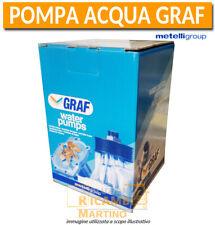 Pompa Acqua GRAF Opel Movano Ribaltabile 2.5 D 59 KW 80 KW