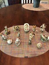 Harmony Kingdom Lot Of Exceptional Figurines
