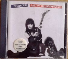 Pretenders (Chrissie Hynde) - Last of the Independents (CD 1994)