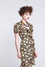 NEW Karen Walker Hi There Persimmon Dress Size 6