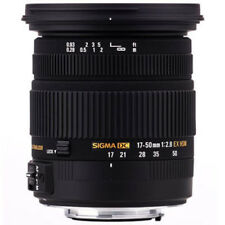 Sigma 17-50mm F2.8 EX DC OS HSM Lens For Sony 58C962 ,London