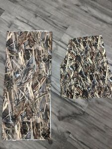 "500D Coated Cordura Hunting 60""W Fabric True Timber DRT Mini Duck Blind DWR"