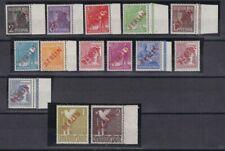 Briefmarken mit BPP-Fotoattest aus Berlin (1948-1949) Postfrische