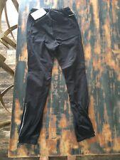 Novara Men's Headwind Pants Bike Cycling Pants Black Size S