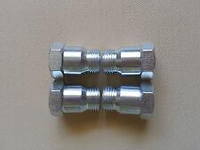 Oxygen sensor extender spacer extension adapter M18X1.5 HHO O2 CEL FIX (4) Bung